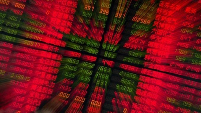 中國期貨風險子公司與私募基金的場外期權業務被叫停。 (圖:AFP)