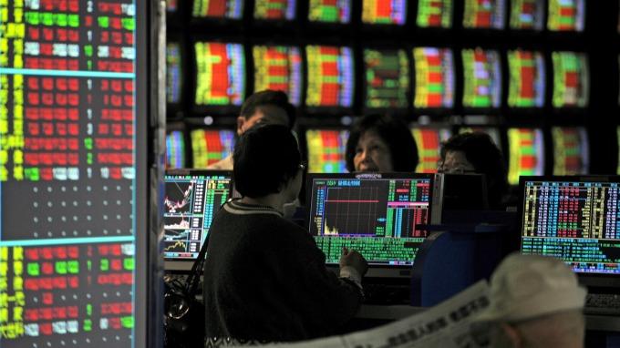 謝金河:第一季季報是股價分水嶺。(AFP)