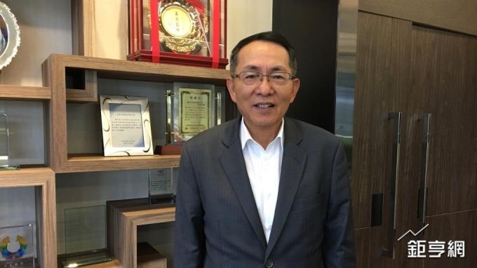 炎洲集團總裁李志賢。(鉅亨網記者林薏茹攝)