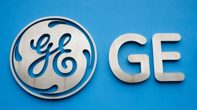 GE公布首季財報。(圖:AFP)