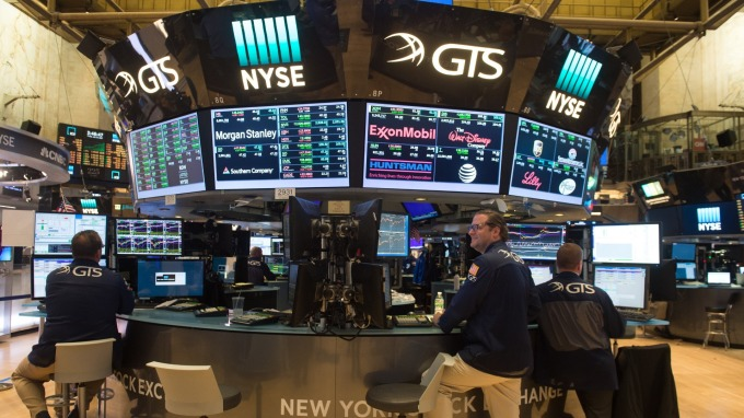 美債連日遭猛烈拋售。(AFP)