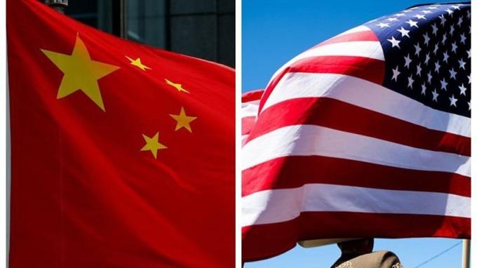 川普強調中美雙方有「很大機會」能達成貿易協定。 (圖:AFP)