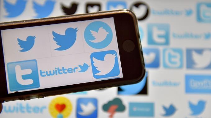 推特第一季營收優於預期。(圖:AFP)