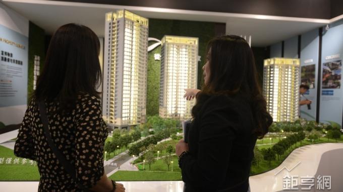 北台灣新建案市場首季表現弱,僅新竹地區單價走揚4%。(鉅亨網記者張欽發攝)