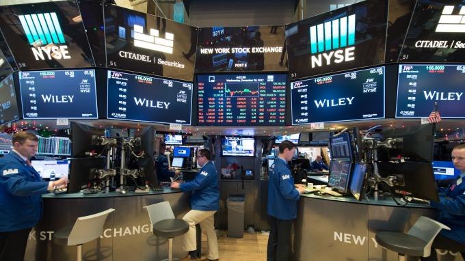 美股牛市仍健在。(圖:AFP)