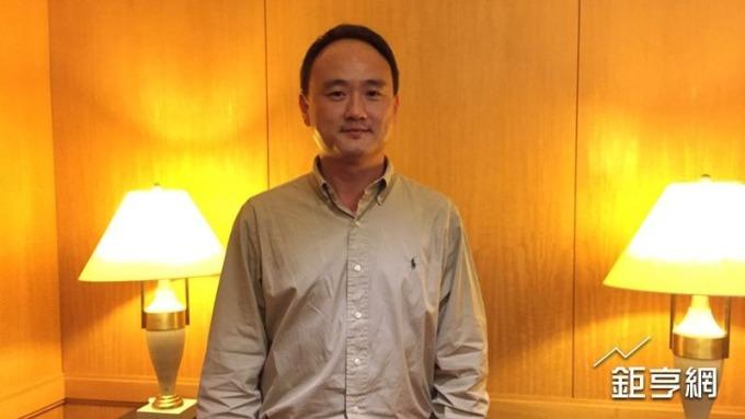 元山科技電子熱傳事業部總經理劉賢文。(鉅亨網記者許雅綿攝)