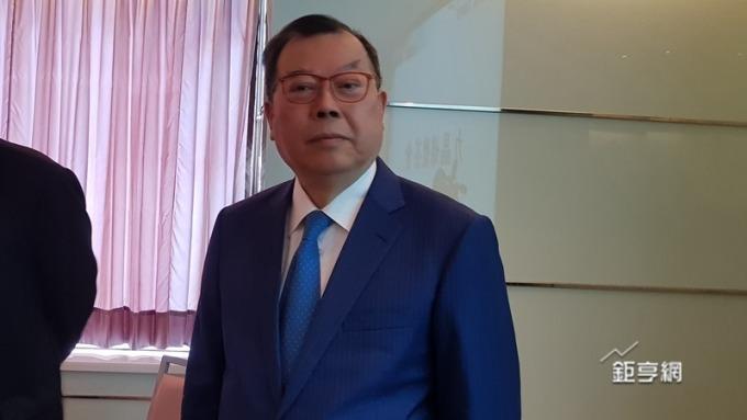 力晶創辦人黃祟仁強調2020年重新上市。(鉅亨網記者楊伶雯攝 )