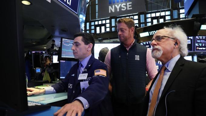VIX指數太低,誤導股市投資者?(圖:AFP)