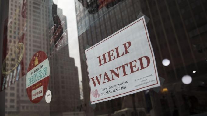 美國失業率創新低。圖:AFP