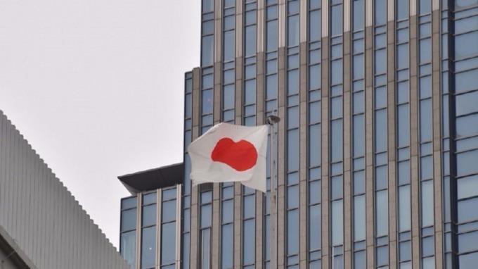 日本銀行存款業務流向大型城市。(圖:AFP)