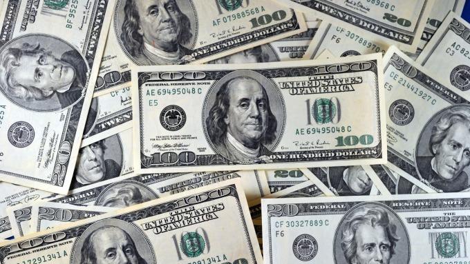 華爾街認為美元漲勢告一段落(圖:AFP)