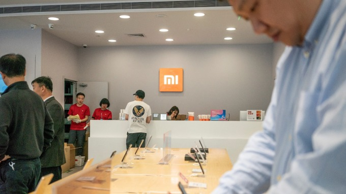 小米正準備IPO(圖:AFP)