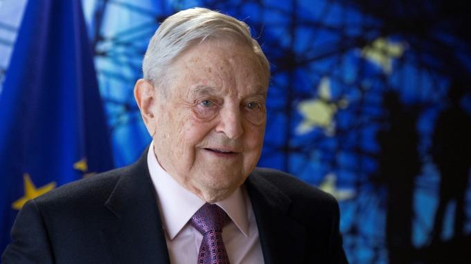 喬治索羅斯 (George Soros) 圖:AFP