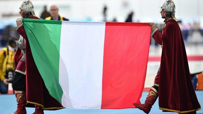 義大利股債雙殺。(圖:AFP)