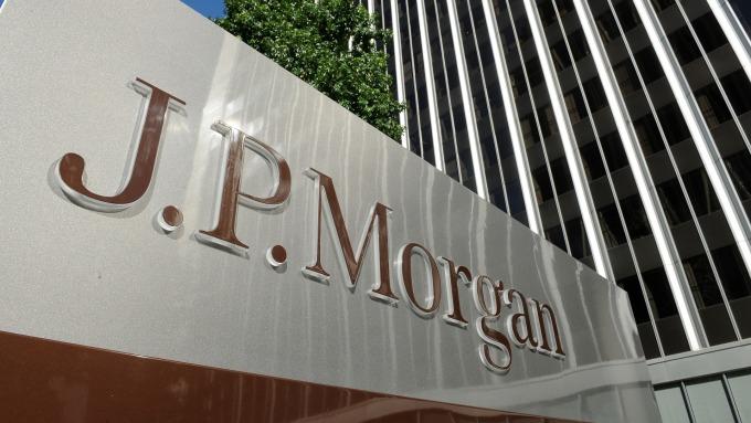 摩根大通聯席總裁Daniel Pinto認為,通膨是引發經濟衰退的風險因子。(圖:AFP)
