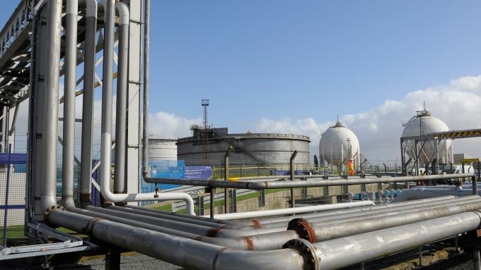 圖:AFP  美國原油週三小幅收高