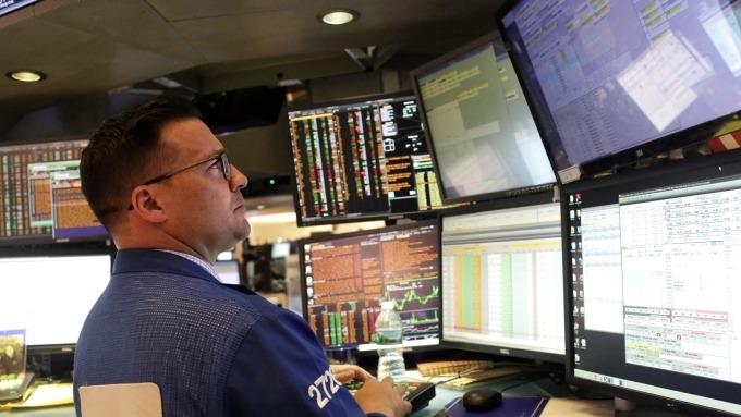 見訊即賣反而提供股市更多動能      (圖:AFP)