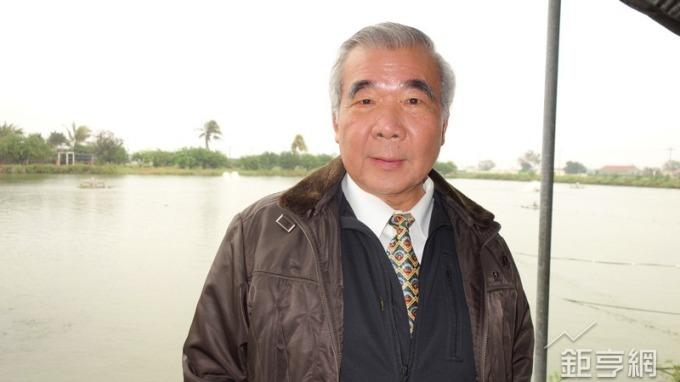 岱稜董事長蔡國龍。(鉅亨網記者張欽發攝)