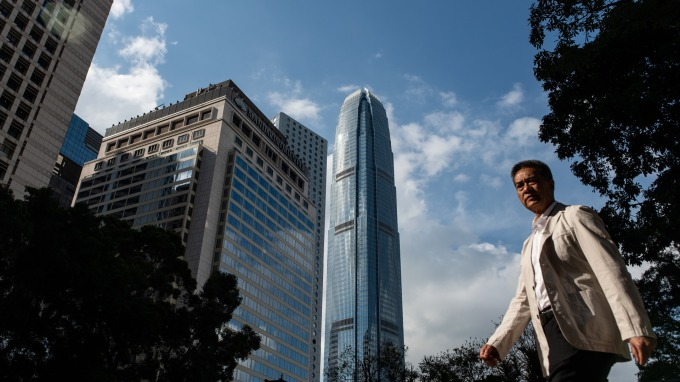 香港連續第二年穩坐全球最貴豪宅市場頭把交椅。(圖:AFP)