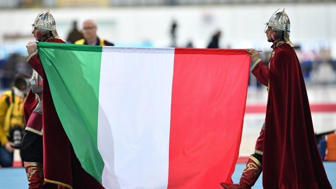 義大利民粹政黨同意組成聯合政府。(圖:AFP)