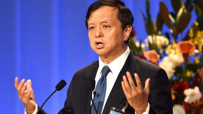 李小加表示,今年9-10月會是同股不同權新股上市高峰期。 (圖:AFP)