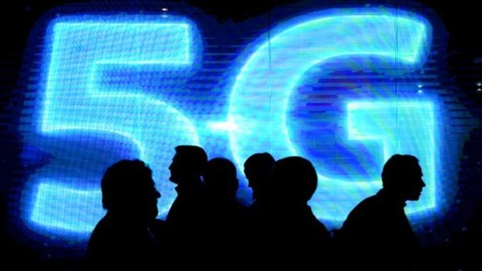 中移動不會盲目大力投資5G。 (圖:AFP)