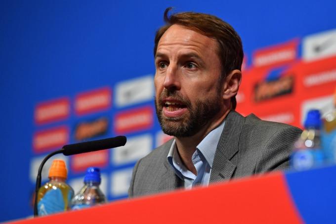 英格蘭隊經理 Gareth Southgate       (圖:AFP)