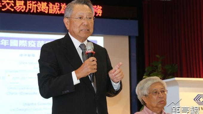 國光生技董事長詹啟賢。(鉅亨網記者李宜儒攝)