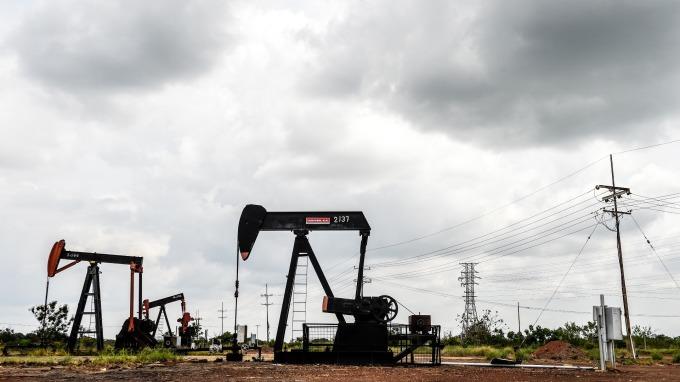 委內瑞拉因爆發經濟危機而產油量大減。圖:AFP