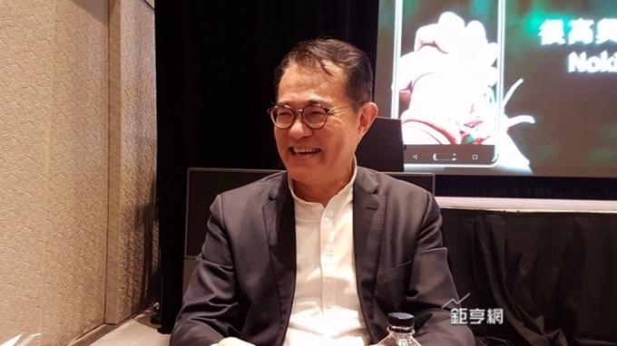 工業富聯(FII)董事長陳永正。(鉅亨網資料照)