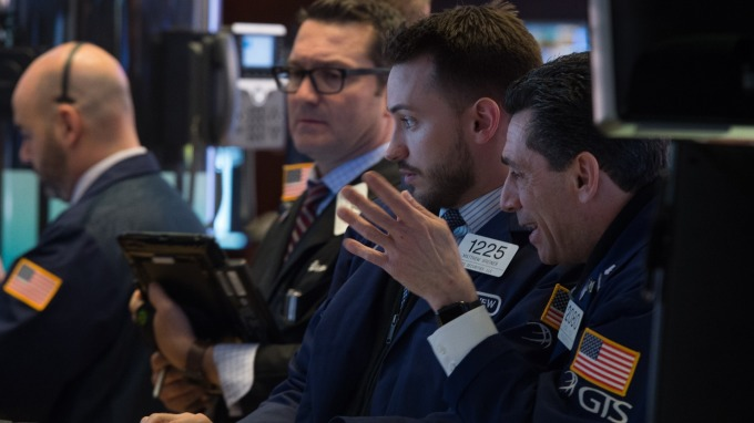 美股崩盤之前利率還能走高到多少?(圖:AFP)