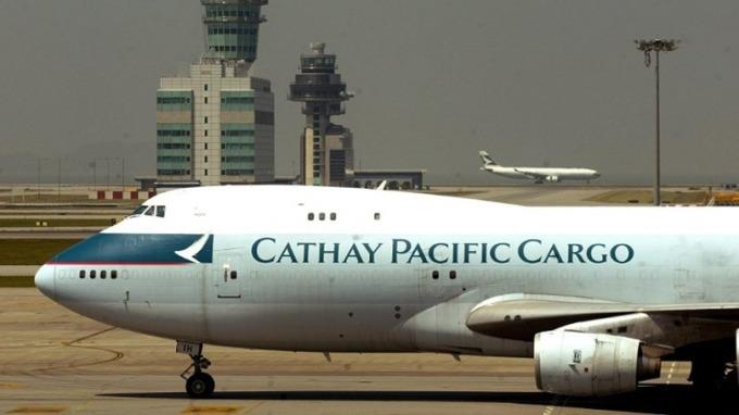 國泰航空對營辦廉航「永不說永不」。 (圖:AFP)