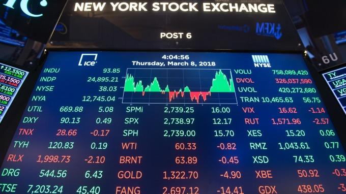 5月賣股走人?6月也好不到哪裡去      (圖:AFP)