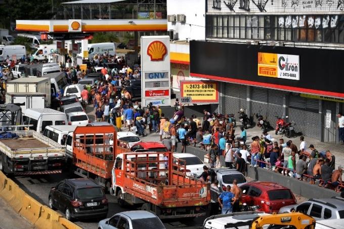 〈巴西大罷工〉股市重挫9% 經濟成長遭連4週下修 重挫 股市 巴西