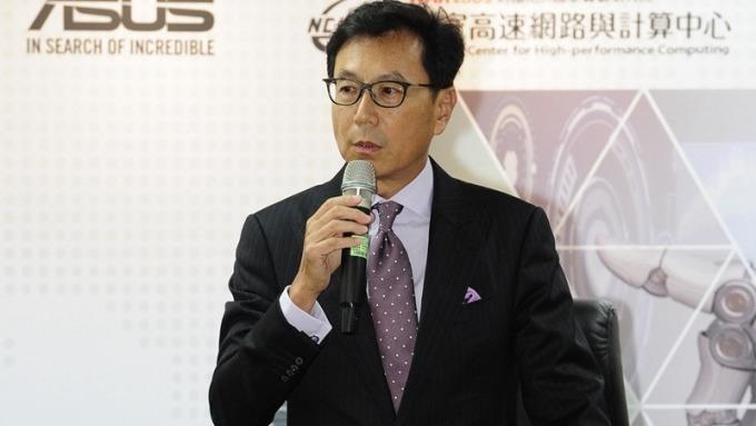 〈AI 國家隊〉台灣大結合AI、物聯網應用 蔡明忠:5G世代來臨前提早做好準備