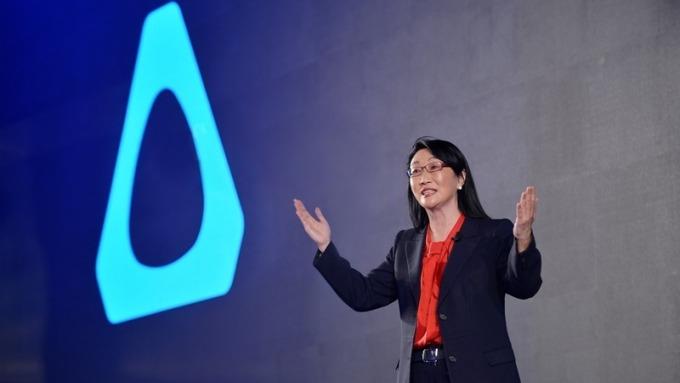 〈宏達電營業報告〉Vive 業務橫跨4大領域 王雪紅:已奠定VR穩固領導地位
