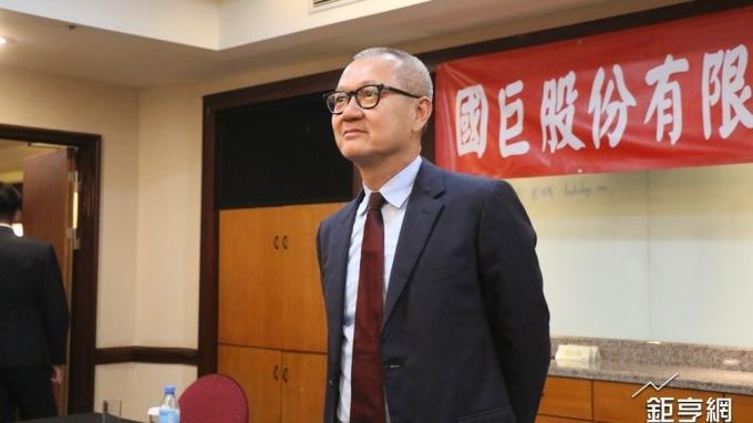 〈國巨股東會〉陳泰銘:MLCC供給缺口到2019年無解 目前是配貨狀態