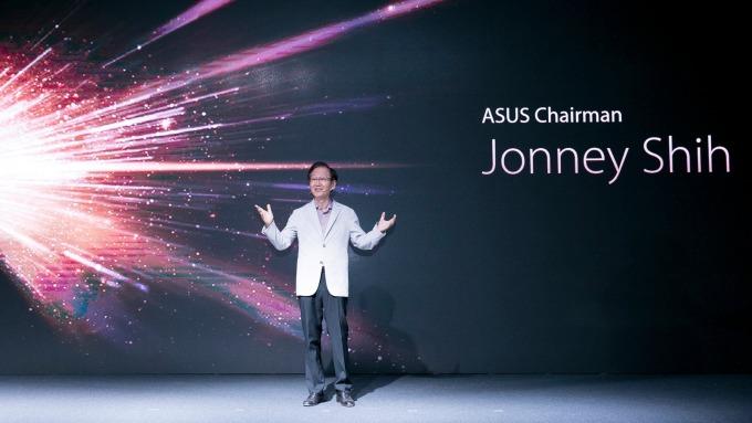 〈台北國際電腦展〉華碩筆電新品  AI概念機雙螢幕觸控好吸睛