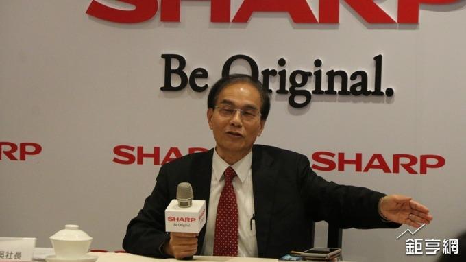 戴正吳:收購東芝PC事業將複製夏普經驗 拚1-2年內轉盈