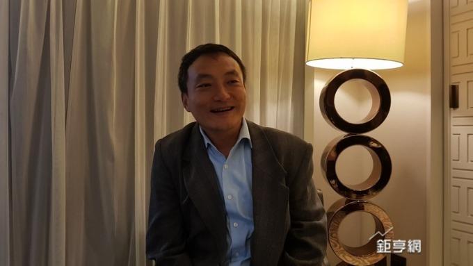 Samsung NEXT副總裁兼創業執行董事廖瑞鋒強調尋找新創團隊3大要件。(鉅亨網記者楊伶雯攝)