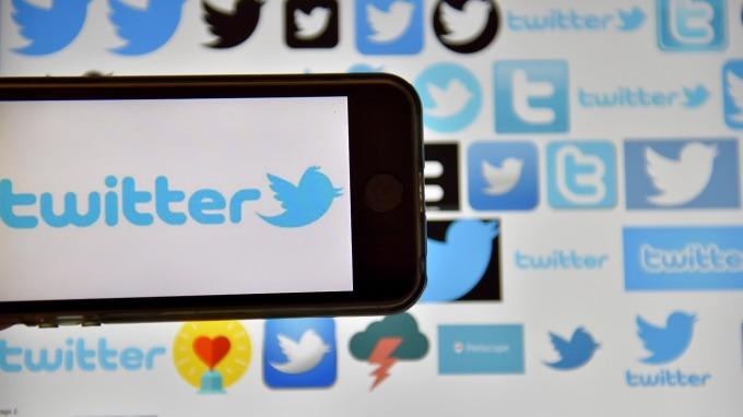 社群平台推特(圖:AFP)