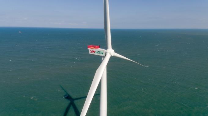 上緯取得亞洲首筆離岸風電專案融資 規模達187億元