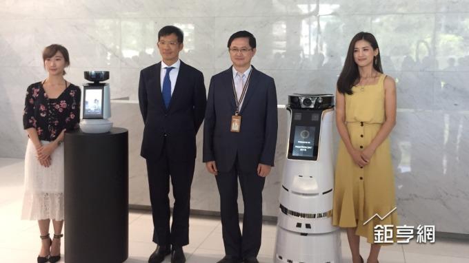 〈和碩AI新品〉兩款機器人亮相 拚下半年量產