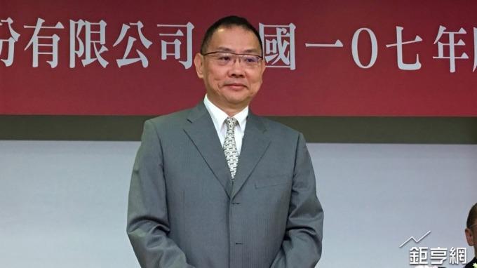 〈華邦電股東會〉焦佑鈞:盼今年比去年好 南科新廠9月動土