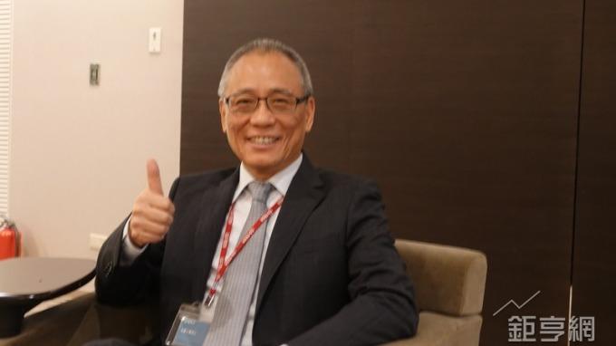 金居總經理李思賢。(鉅亨網記者張欽發攝)