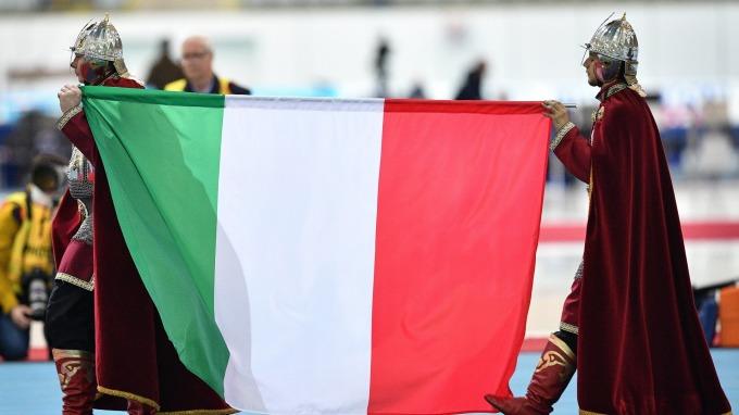 義大利「無意退出歐元區」。(圖:AFP)