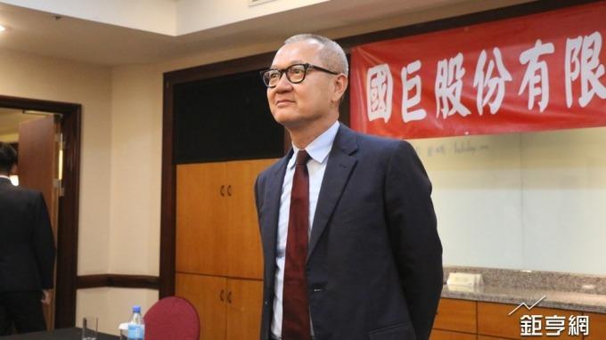 〈國巨法說〉晶片電阻傳漲價 陳泰銘說有三原因