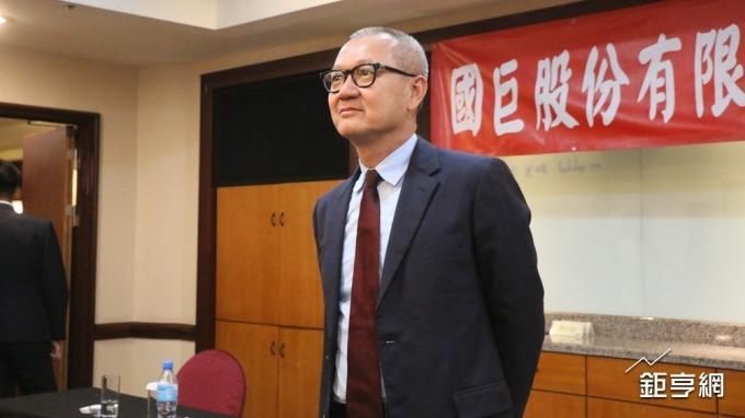 〈國巨法說〉搶聽陳董報佳音 逾2500人同步上線 系統險不穩