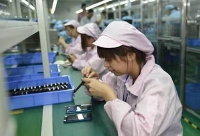 (圖一:中國2015年提出工業2025計畫,鉅亨網AFP)
