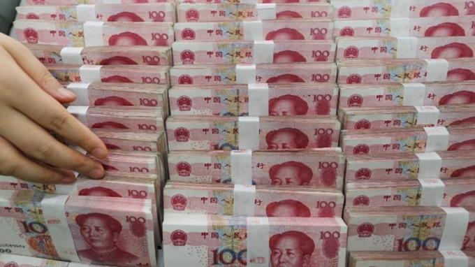 港交所總裁李小加表示,期望人民幣成全球第二大貨幣。 (圖:AFP)